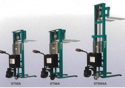Battery Powered_Lift & Drive Model