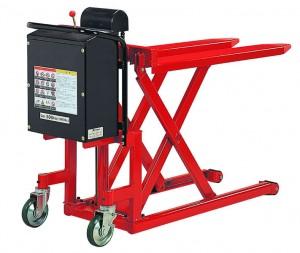 Battery Powered Skid-Lifter