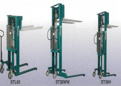 Manual Operated Model