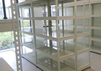 Boltless Shelving with Steel Shelves 1 - resized